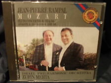 Mozart Flute Concertos-Jean-Pierre Rampal/Metha/Israele Philharmonic Orchestra