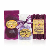 Shadow River Wild Huckleberry Candy Sampler With Licorice, Taffy, Jelly Beans