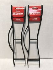 Lot Of 2 New King Cord Rope Holders Camping Hiking