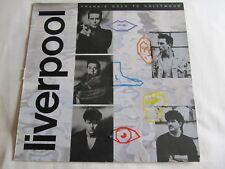 Frankie Goes To Hollywood  – Liverpool    vinyl