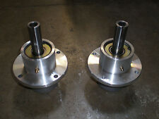 (2) SPINDLE ASSEMBLYS FITS WRIGHT STANDER, SCAG, LESCO  REPLACES 71460007