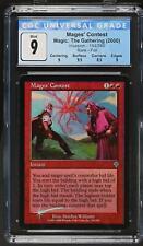 MAGES' CONTEST Invasion Foil CGC 9.0 Graded MTG [Card Kingdom]