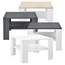 [en.casa] Couchtisch Tisch Beistelltisch Wohnzimmertisch Sofatisch Ablage Möbel