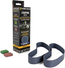 "Work Sharp 3920 Ken Onion Stropping Belt Kit 1"" x 18"""