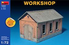 MINIART 1/72 Workshop (Multicolore Kit) #72022 @