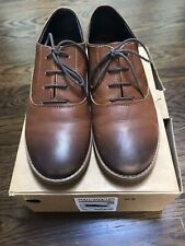 Zara Boys Youth Brown Lace-up Dress Shoes US 6 | Eur 39 | UK 6 | MEX 25.5