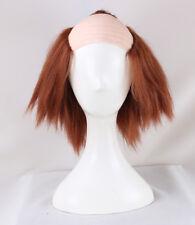 IT Pennywise Wig Bald Head Joker Clown Halloween Costumes Cosplay Chucky Wig