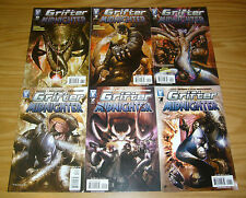 Grifter/Midnighter #1-6 VF/NM complete series - chuck dixon - wildstorm comics