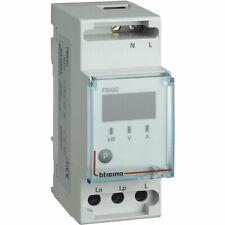BTICINO F80GC MODULO CONTROLLO CARICHI BTDIN 195-264Vac 25A 6kW