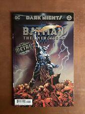 Batman: The Merciless #1 (2017) 9.4 NM DC Foil Cover Comic Book Metal Tie In