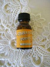 SOLAR PLEXUS Chakra Fragrant Oil - Burners; Candles; Soaps; Craft; Pot Pourri