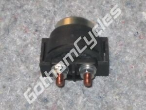 OEM Ducati  / Cagiva Starter Solenoid Remote Switch Electrical Starting Relay