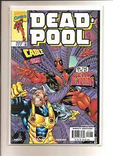 Marvel Deadpool First Series Issue #22 Near Mint + 9.4  Hot!