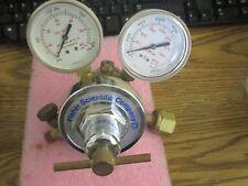 Fisher Scientific Gas Regulator.  No Model Number <