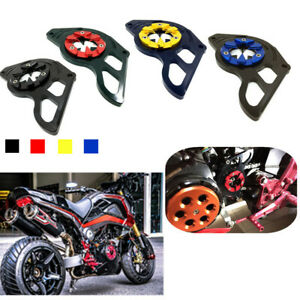 FOR HONDA GROM MSX125/SF 2013-2019 Front Sprocket Chain Guard Cover Left Engine