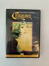Chinatown Dvd, 1999, 25th Anniversary Widescreen Used