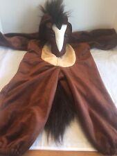 "Brown Horse Costume Small 2-3 Plush Child Kids Pony 36"" Halloween Chosun Pony"