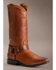 Frye Women Boots Wyatt Harness Size 7.5 B Brown   sale