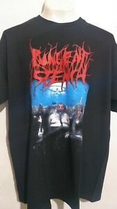 Pungent Stench for your god T shirt death metal carcass repulsion napalm death
