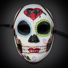 Day of the Dead Dias De Muerto women's Mask Halloween Party Mask