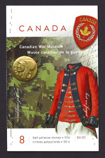 Canada   BK311   #2108   Canadian War Museum  2005  VF-NH  New Post Office Fresh
