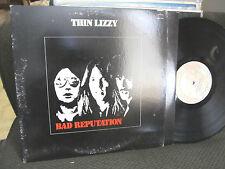 Thin Lizzy Bad Reputation 1977 LP w/photo sleeve Mercury phil lynott masterdisk!
