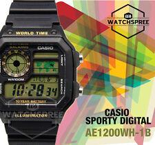 Casio Standard Digital Watch AE1200WH-1B