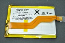 Battery 3.7V 1200mAh For Ipod Touch 3rd Gen 8G/32G/64G A1318 A1288  EH0618