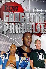 ECW Wrestling: Gangstas Paradise DVD-R, The Sandman New Jack Too Cold Scorpio