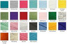 VAT Free Sirdar Hayfield Bonus Double Knitting Acrylic Yarn DK Yarn 100g New