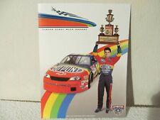 JEFF GORDON 1998 #24 DUPONT 1997 NASCAR WINSTON CUP CHAMPION POSTCARD NEW