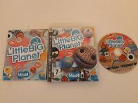 LITTLE BIG PLANET PS3 PLAYSTATION 3 PREOWNED