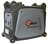 3200 Watt Gas Powered Inverter Generator - Dirty Hand Tools