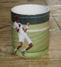 Rafael Rafa NADAL Wimbledon 2010 Gewinner Shout BECHER