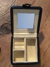 "PRELOVED SMALL JEWELLERY CASE 3"" X 2 1/2"""