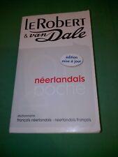 Van Dale Poche (Dictionnaire Bilingue) By Paul Bogaards