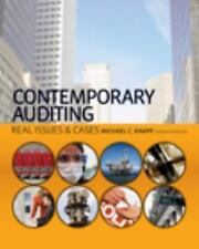Contemporary Auditing: Real Issues & Cases by Knapp, Michael C.