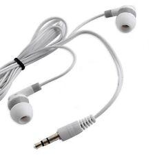 Hot Sell 3.5mm Earpiece Earbud Headphone Earphone For Apple Ipod Mp3 Mp4