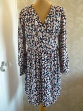 PUSSYCAT LONDON print dress size 16 - BNWT
