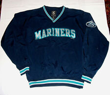 Seattle Mariners Stitched 25th Anniversary Pullover Medium Jacket Gear For Sport
