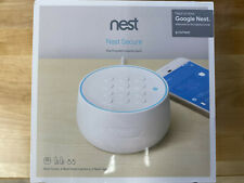 Google Nest Secure Alarm System Starter Pack H1500Es w/ 2x Detect & 2x Tags New!