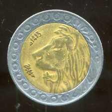 ALGERIE  ALGERIA 20 dinars 1992  ANM  ( 2 )