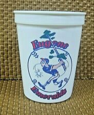 Rare 1980's Eugene Emeralds Minor League 12 oz Drink Cup Kansas City Royals Farm