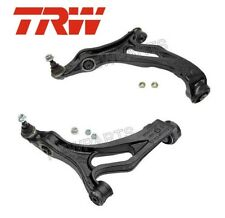 For Cayenne Touareg Pair Set of 2 Front Lower Control Arm Bushing Ball Joint TRW