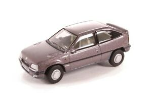 OXFORD 76VX003 1/76 Vauxhall Astra Mk2 GTE Steel Grey New in Case