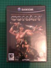Conan for GameCube (Nintendo) VGC - (PAL) - Very RARE game!