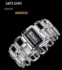 MOSCHINO CHEAPANDCHIC WOMEN'S LUXURY COLLECTION WATCH MW0035