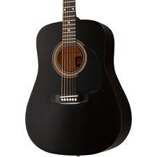 Rogue RA-090 Dreadnought Acoustic Guitar Black