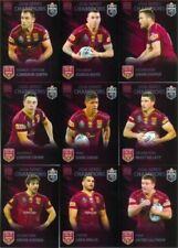 Original State of Origin Set NRL & Rugby League Trading Cards