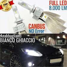 Kit Anabbaglianti LED H7 Ford FOCUS mk3 st tuning sw lampade 6500K CANBUS 8000lm